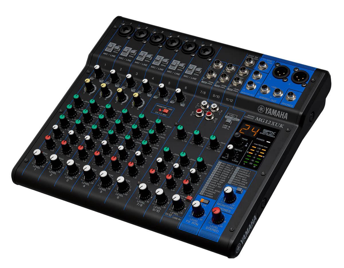 Yamaha mixere