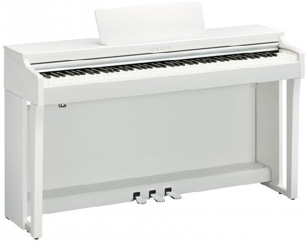 Image of   Yamaha CLP-625 WH el-klaver hvid