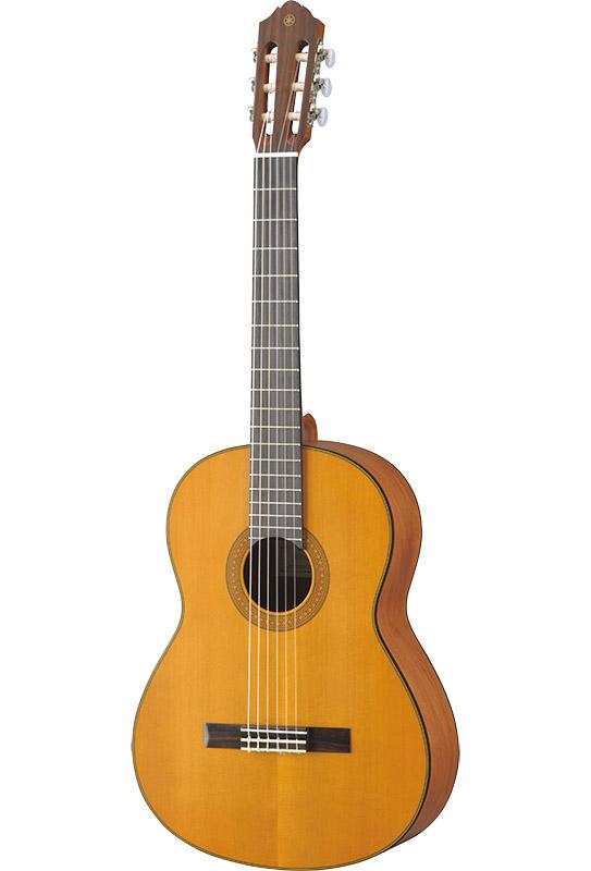Yamaha CG122MC spanskguitar natur