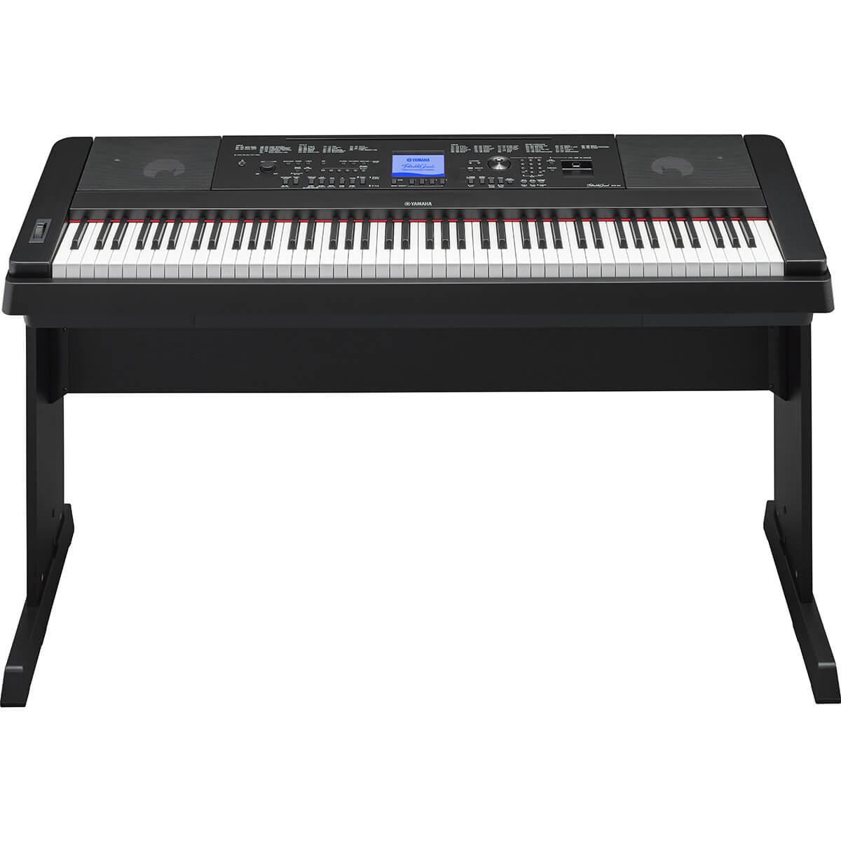 Yamaha DGX-660B el-klaver sort