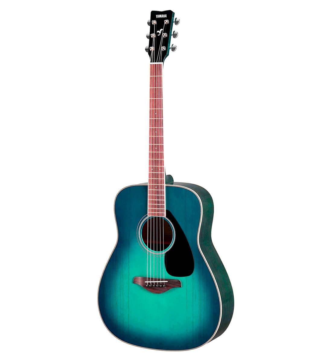 Yamaha FG820SB western-guitar sunsetblue