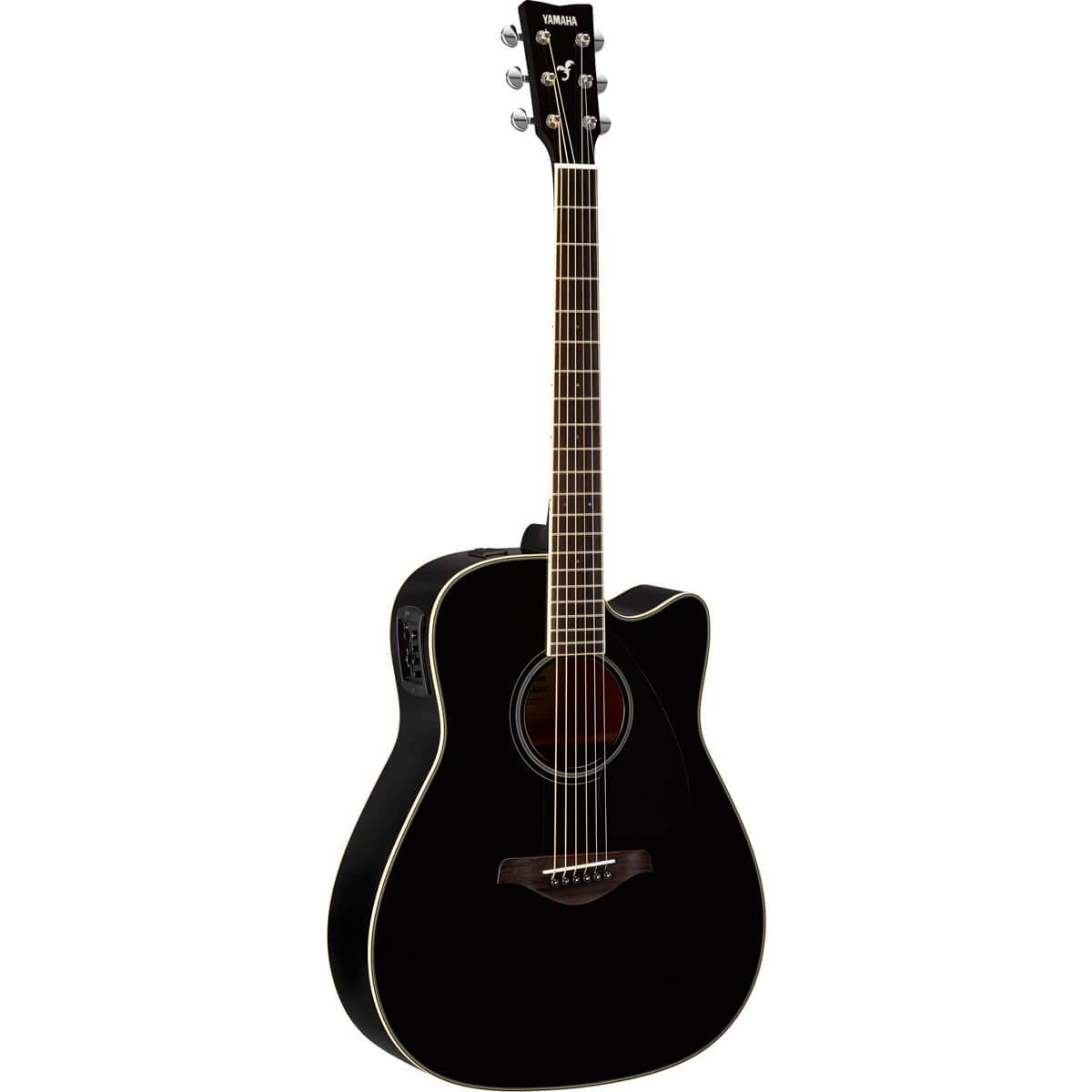 Yamaha FGX820CBL western-guitar sort