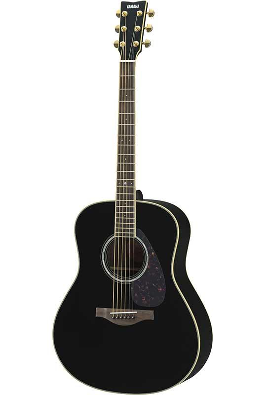 Yamaha LL6AREBL western-guitar sort