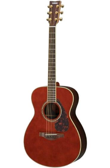 Yamaha LS6AREDT western-guitar darktinted