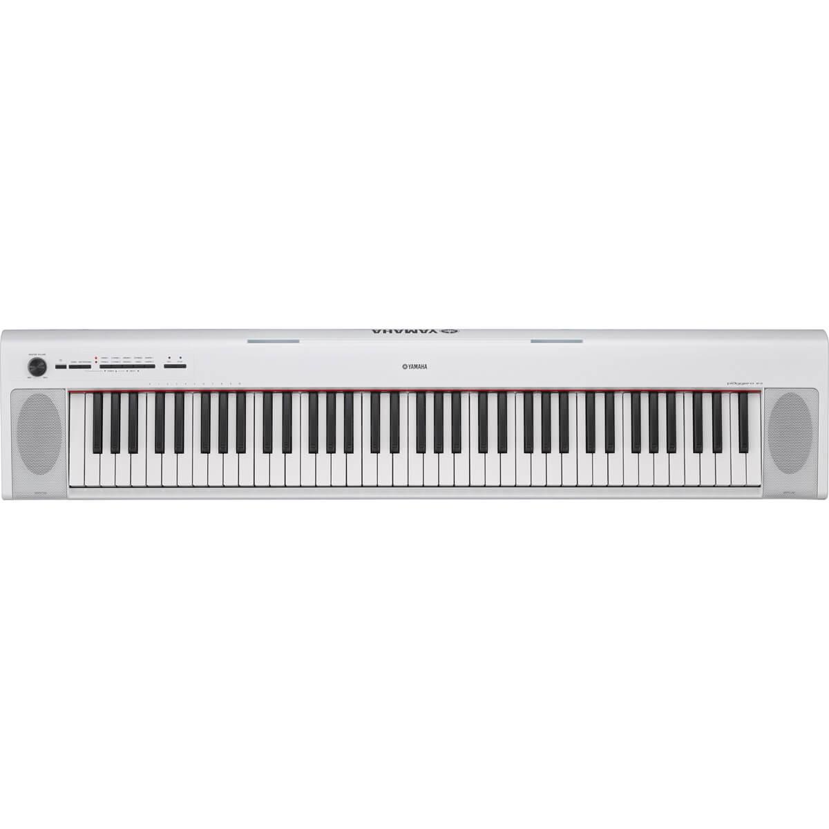 Yamaha NP-32WHPiaggero el-klaver hvid