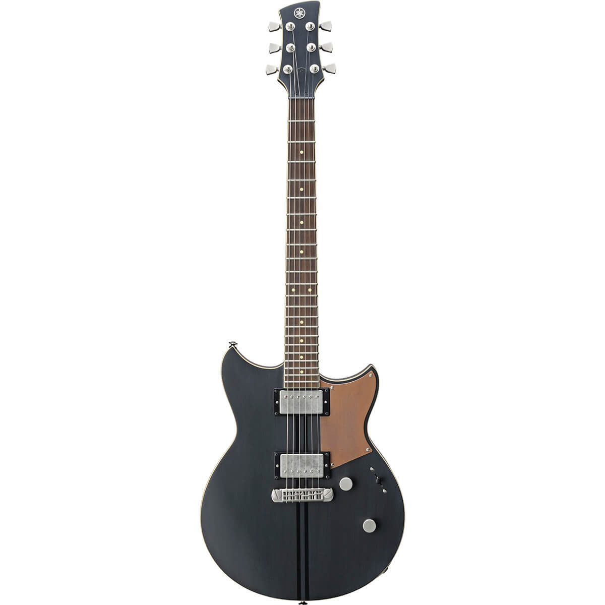 Yamaha RSP20CRBBLRevstar el-guitar brushedblack