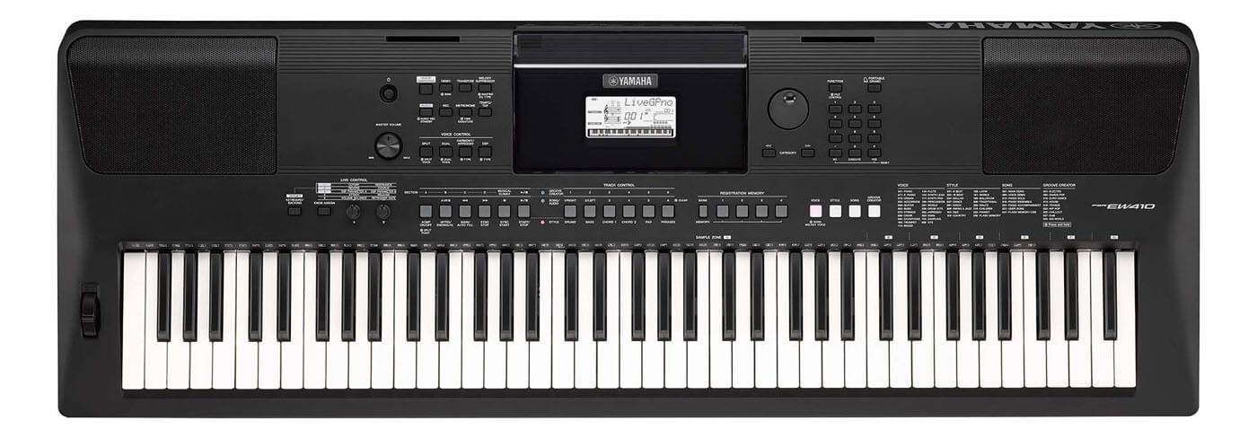 Yamaha PSR-EW410 keyboard