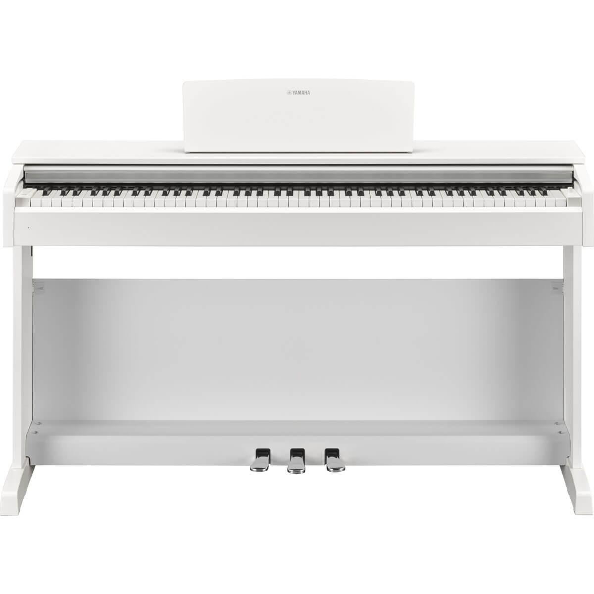 Image of   Yamaha YDP-143WHArius el-klaver hvid