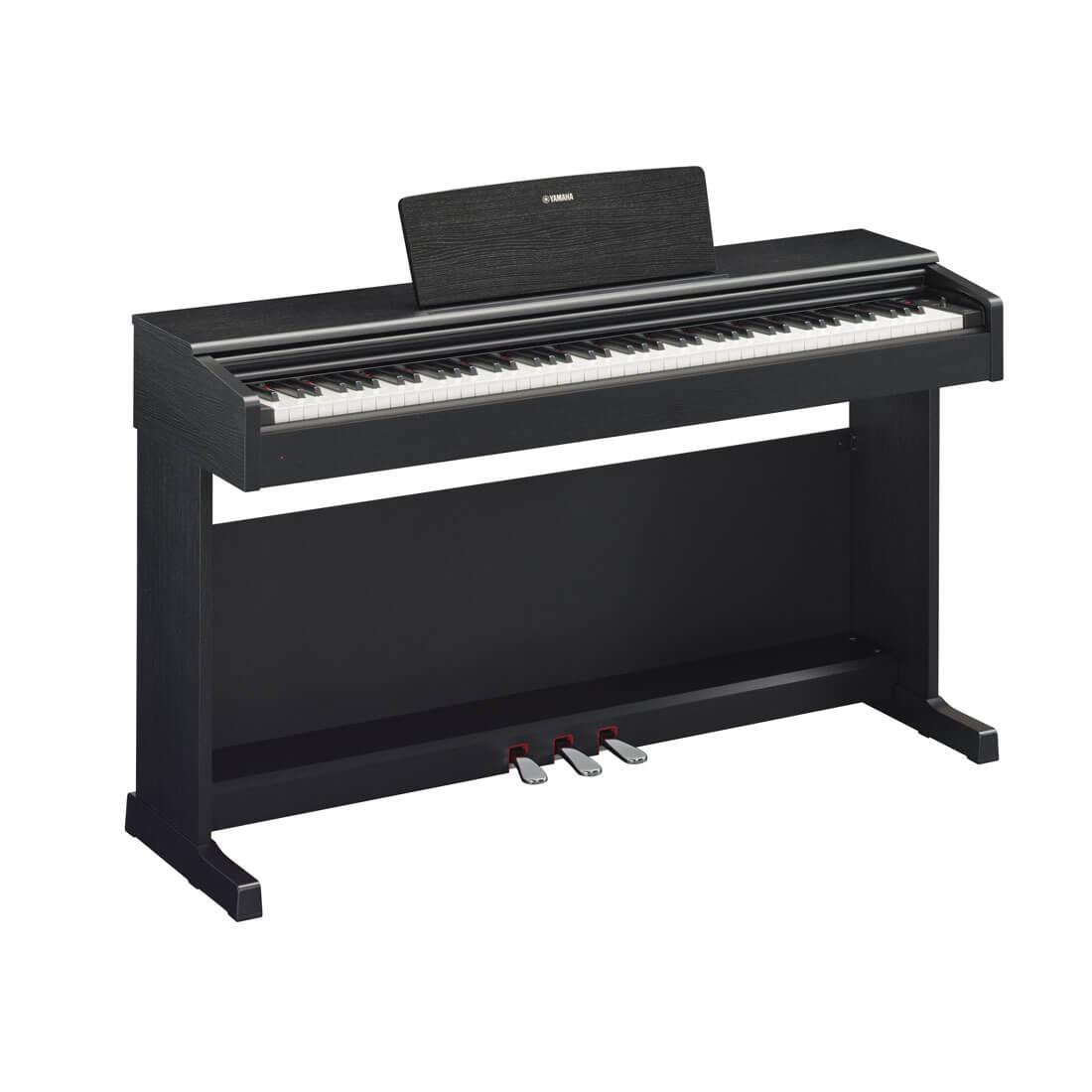 Billede af Yamaha YDP-144 B el-klaver sort