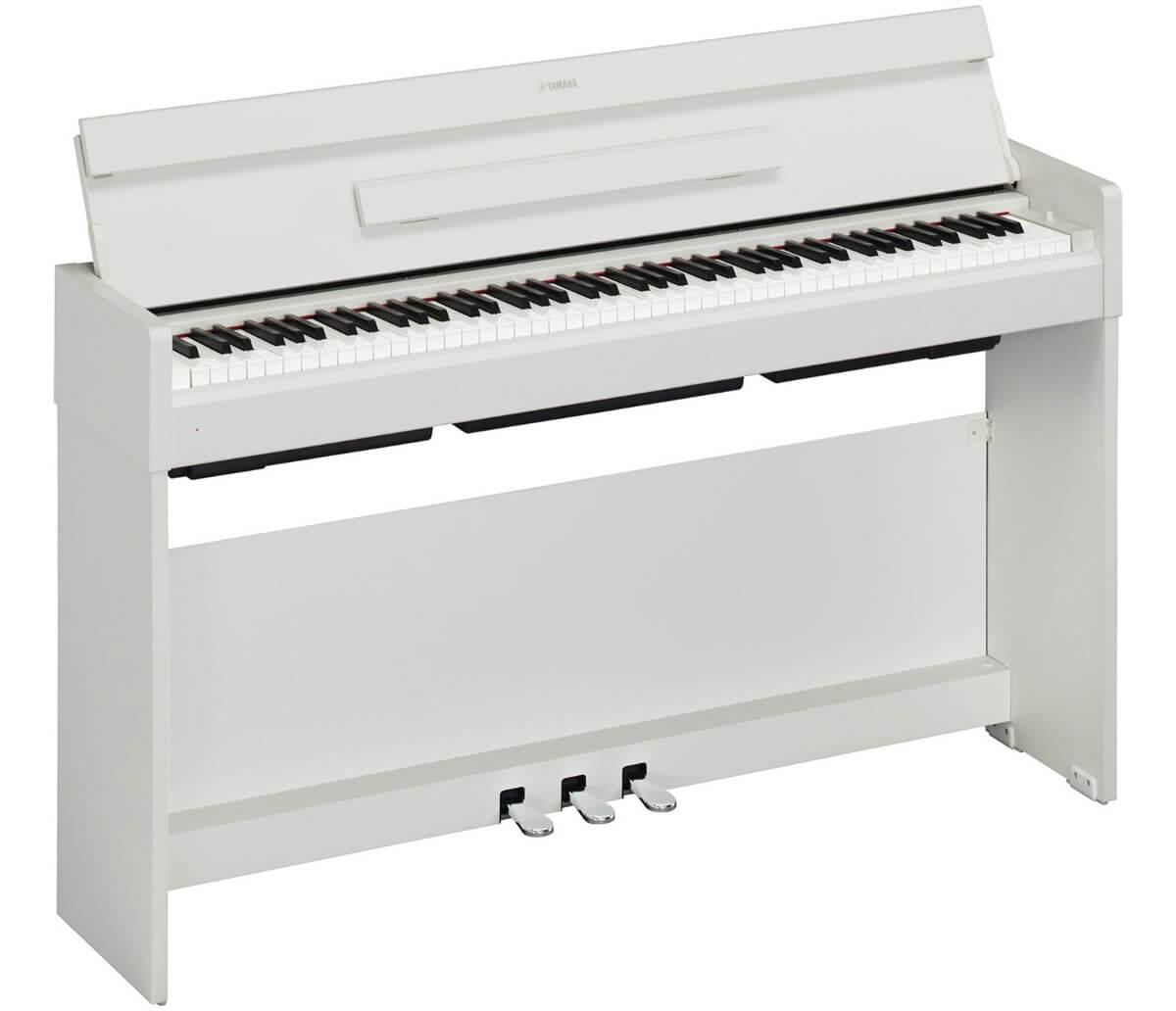 Image of   Yamaha YDP-S34 WH el-klaver hvid