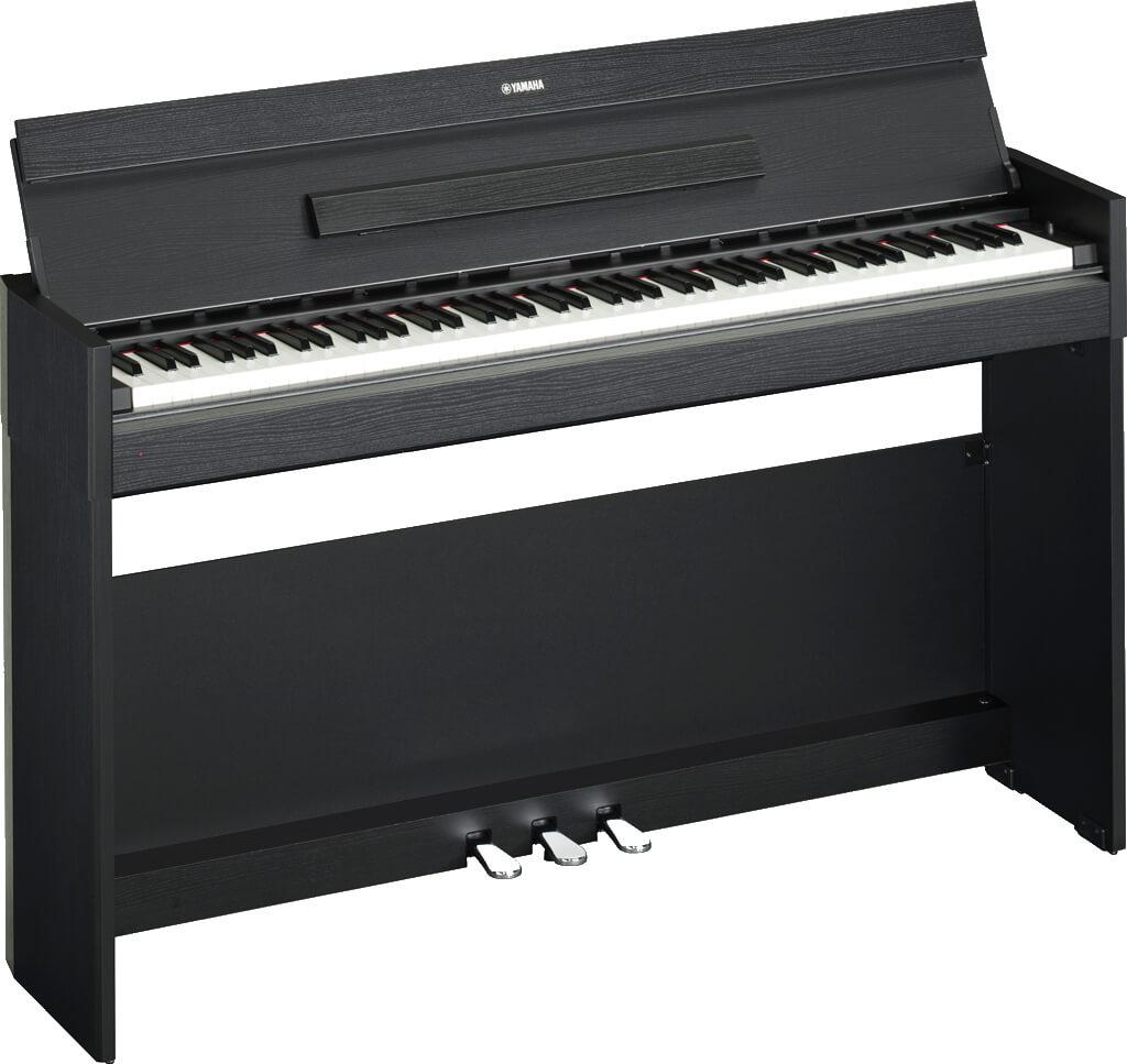 Image of   Yamaha YDP-S52B el-klaver sort