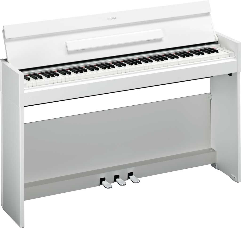 Image of   Yamaha YDP-S52WH el-klaver hvid