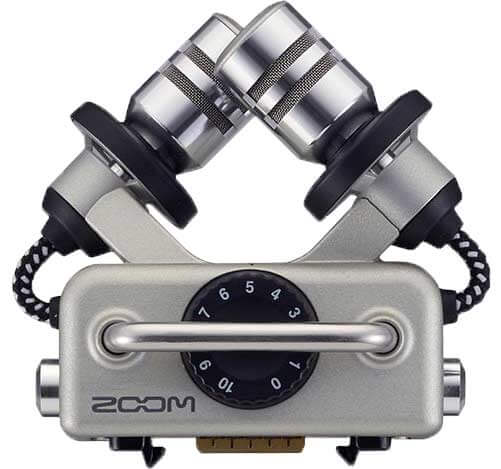 Zoom XYH-5 shock-mountedstereo-mikrofontilZoomH5ogH6