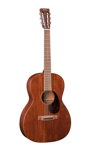 Martin 000-15SM western-guitar mahogni