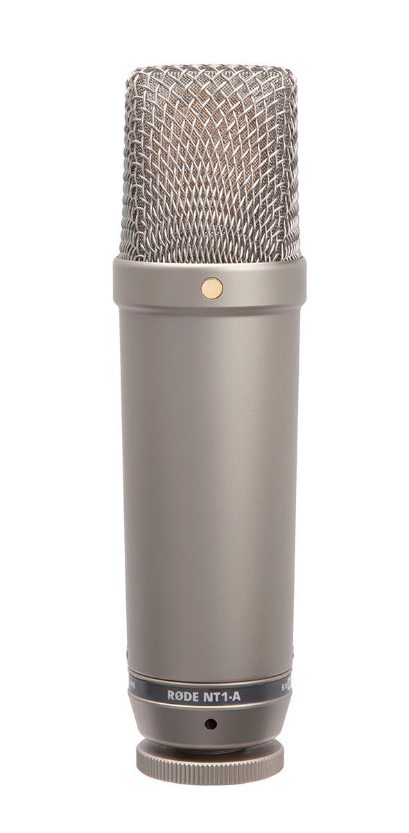 Røde NT1A-BOX mikrofonsætm/popfilter,ophængogkabel