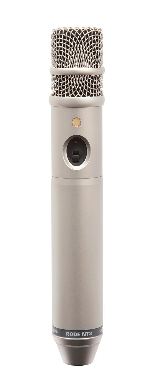 Billede af Røde NT3 kondensator-mikrofon