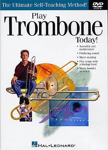 PlayTromboneToday! DVD