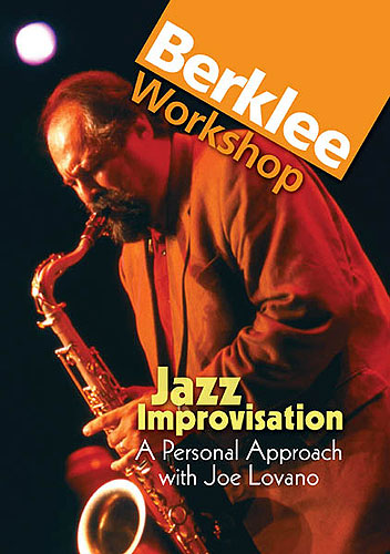 Image of   JazzImprovisation DVD