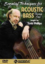 EssentialTechniquesForAcousticBass DVD