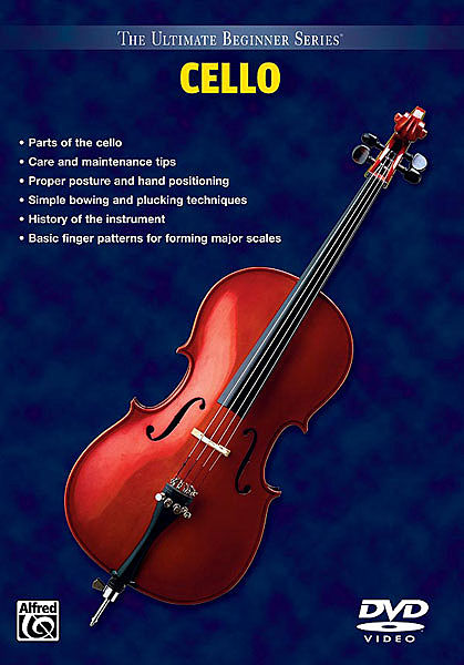 UltimateBeginner:Cello DVD