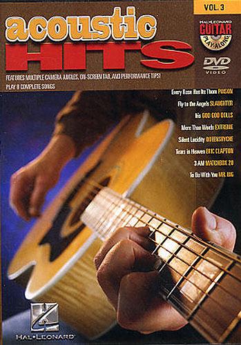 Billede af GuitarPlay-Along:AcousticHits DVD