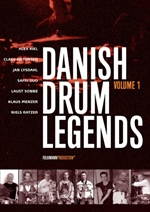 DanishDrumLegends DVD