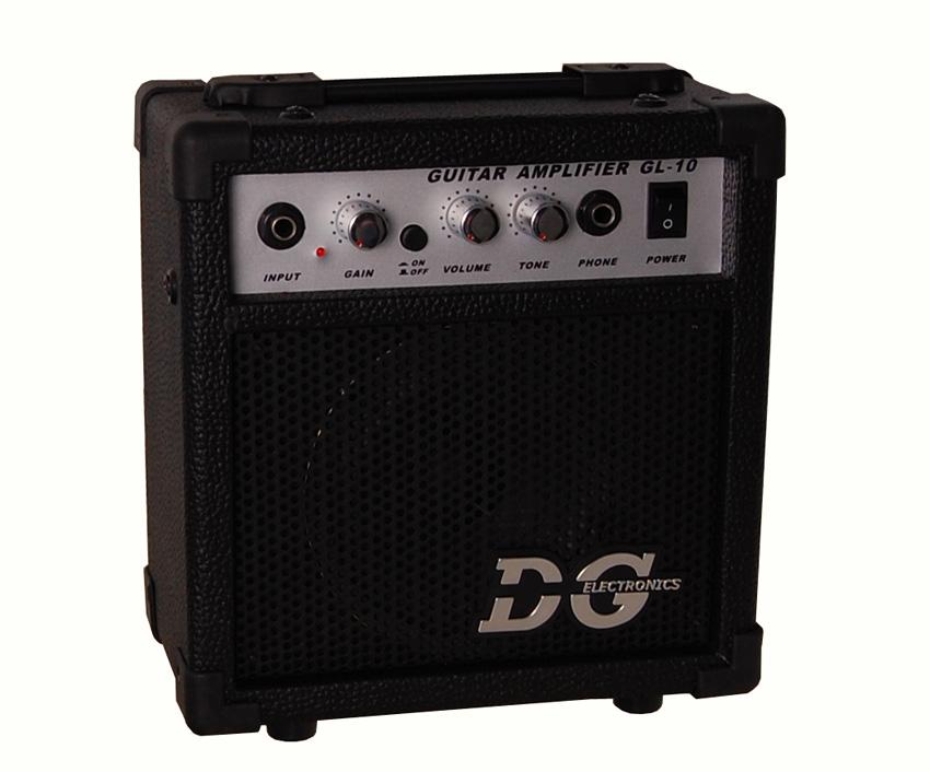 Billede af DGelectronics GL-10 guitarforstærker