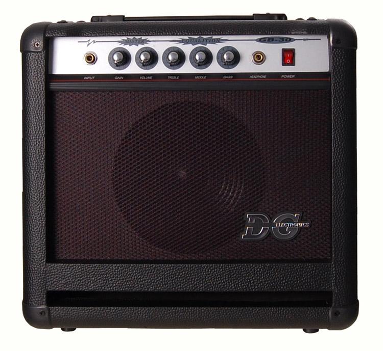 Image of   DGelectronics GB-30 basforstærker