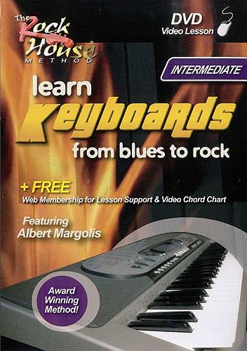 Billede af LearnkeyboardsFromBluesToRock DVD
