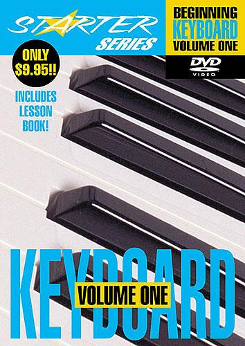 Billede af Beginningkeyboard:VolumeOne DVD