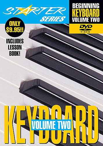 Billede af Beginningkeyboard:VolumeTwo DVD