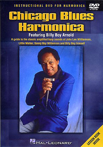 Image of   ChicagoBluesHarmonica DVD