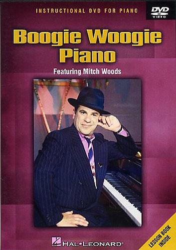 Billede af BoogieWoogiePiano DVD
