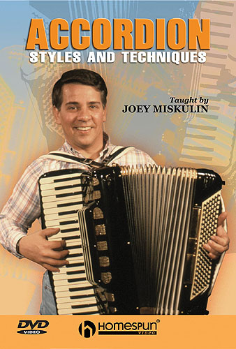 Billede af AccordionStylesAndTechniques DVD