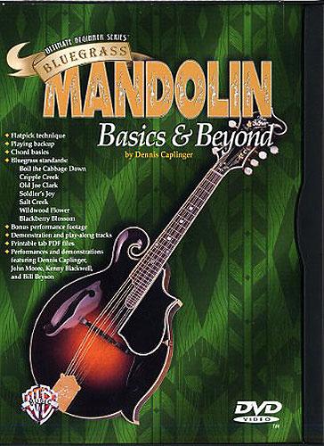 Image of   BluegrassMandolinBasicsAndBeyond DVD