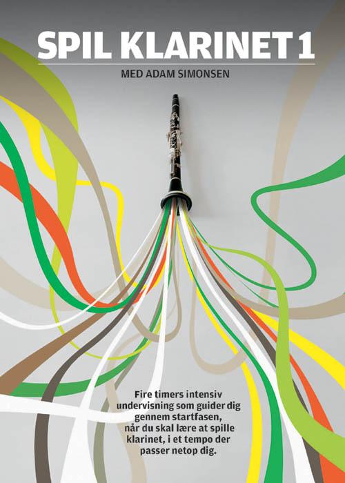 Spilklarinet1medAdamSimonsen DVD