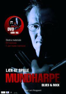 Image of   Læratspillemundharpe DVD