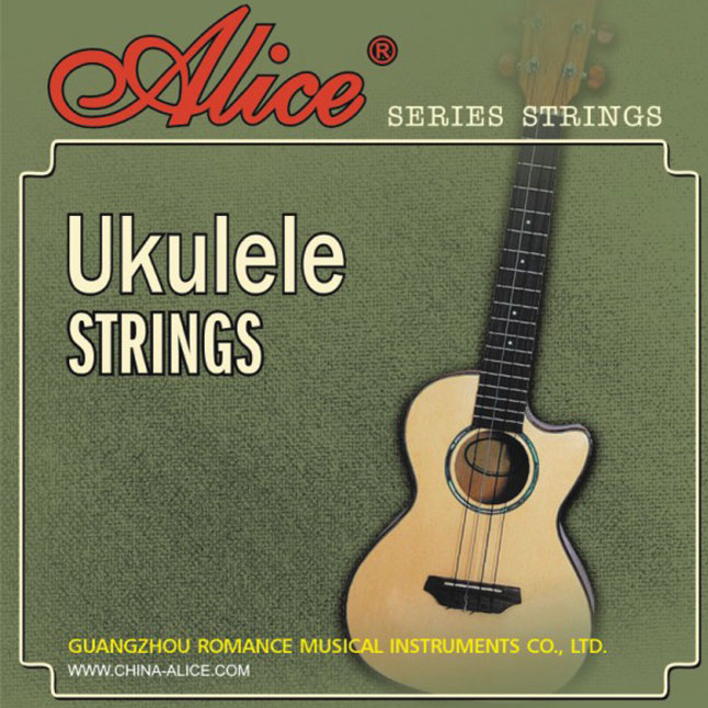 Billede af Alice AU04 ukulele-strenge