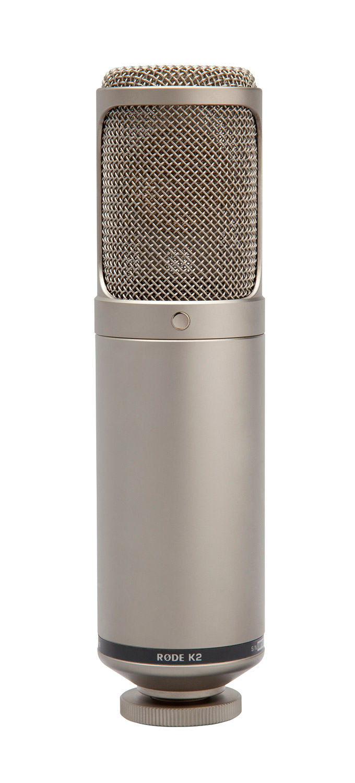 Billede af Røde K2 rør-kondensator-mikrofon