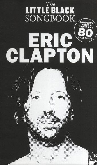 TheLittleBlackSongbook:EricClapton lærebog