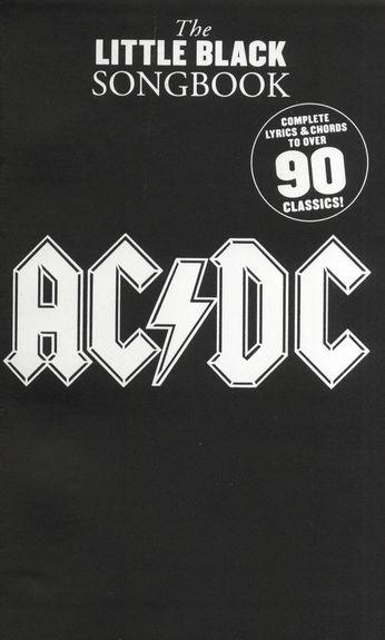 TheLittleBlackSongbook:AC/DC lærebog