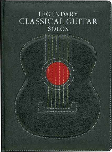 Billede af LegendaryClassicalguitarSolos lærebog