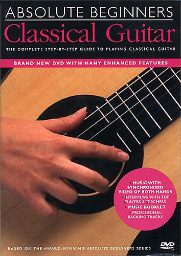 Image of   AbsoluteBeginners:Classicalguitar DVD