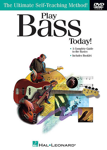 Billede af PlayBassToday! DVD