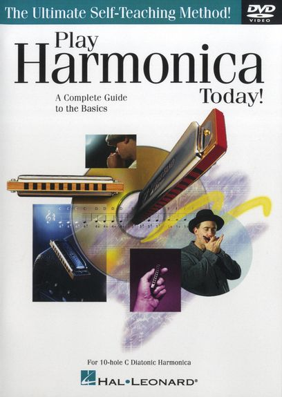 PlayHarmonicaToday! DVD