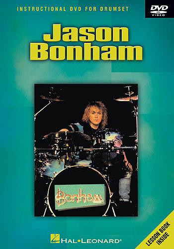 Image of   JasonBonhamInstructional DVD