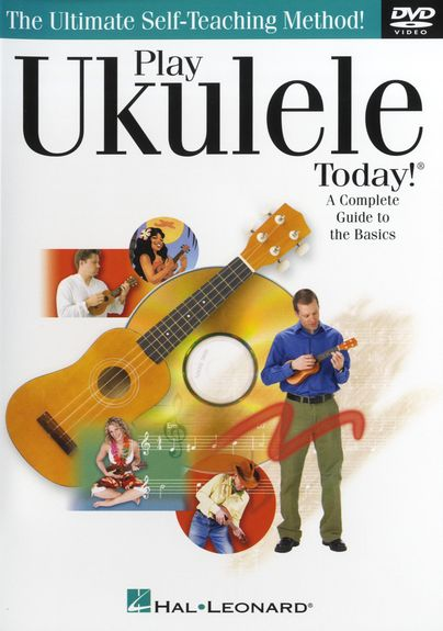 PlayukuleleToday! DVD