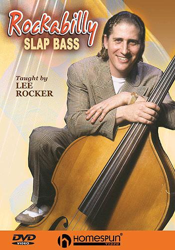 Image of   RockabillySlapBass DVD
