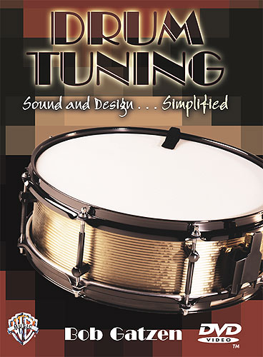 Image of   DrumTuning:SoundAndDesignSimplified DVD