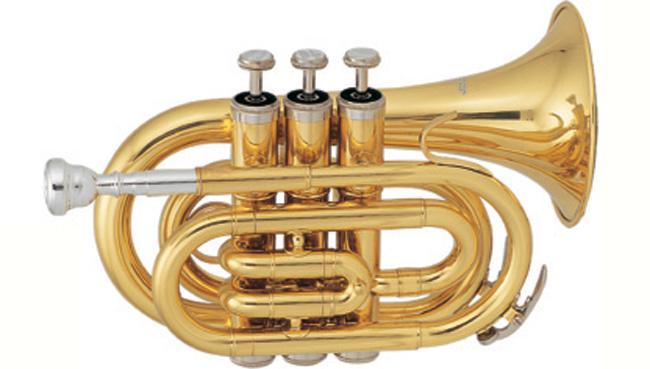 Image of   GeorgeHennesey JBMT-500L pocket-trompet